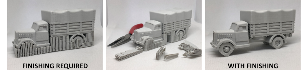 The Tank Factory UK - 3D printed miniatures for collectors