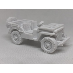 Willys Jeep (multiple variants)