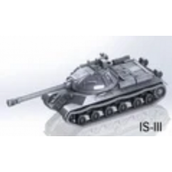 IS-3 (also known as Object 703) heavy tank