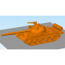 T-62 Main Battle Tank