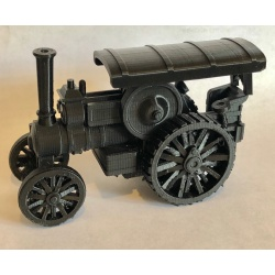 Fowler B6 Steam Locomotive