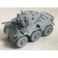Alvis Saladin FV601 six-wheeled armoured car